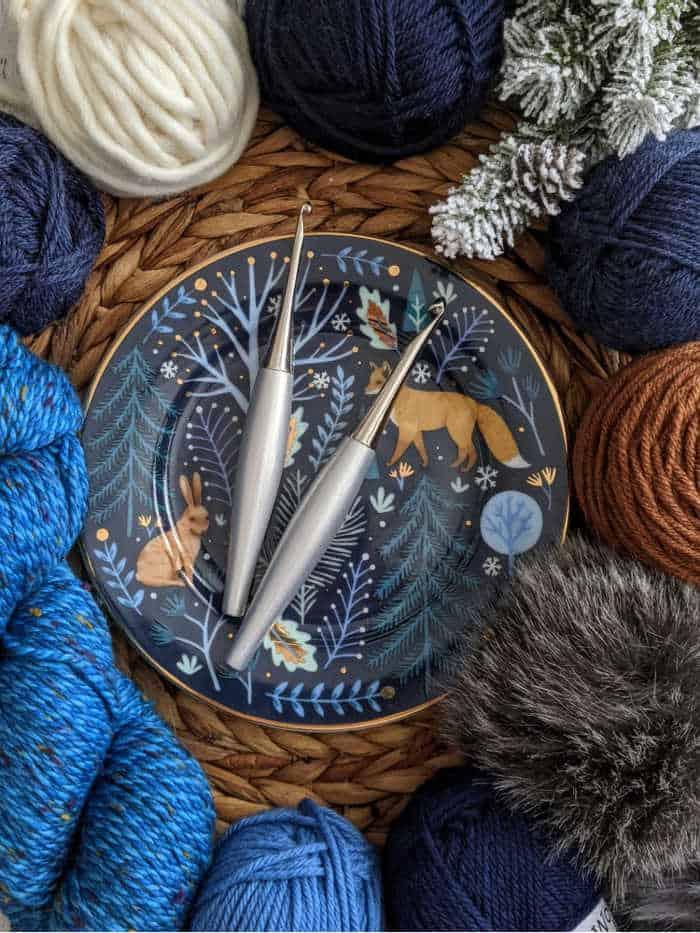Pam-Stark-Silver-Odyssey Furls Crochet Hooks