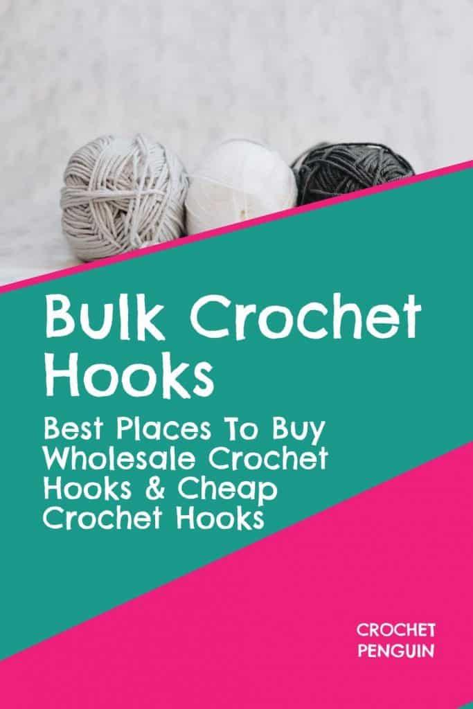 Bulk Crochet Hooks Pin