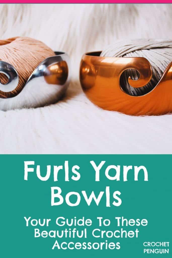 Furls Yarn Bowls Pin