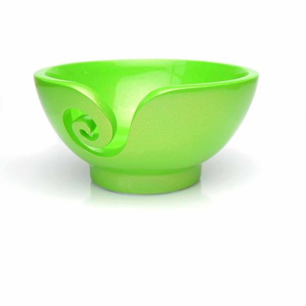 Odyssey Lime Yarn Bowl