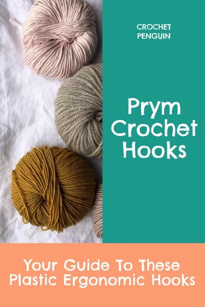 Prym Crochet Hooks Pin