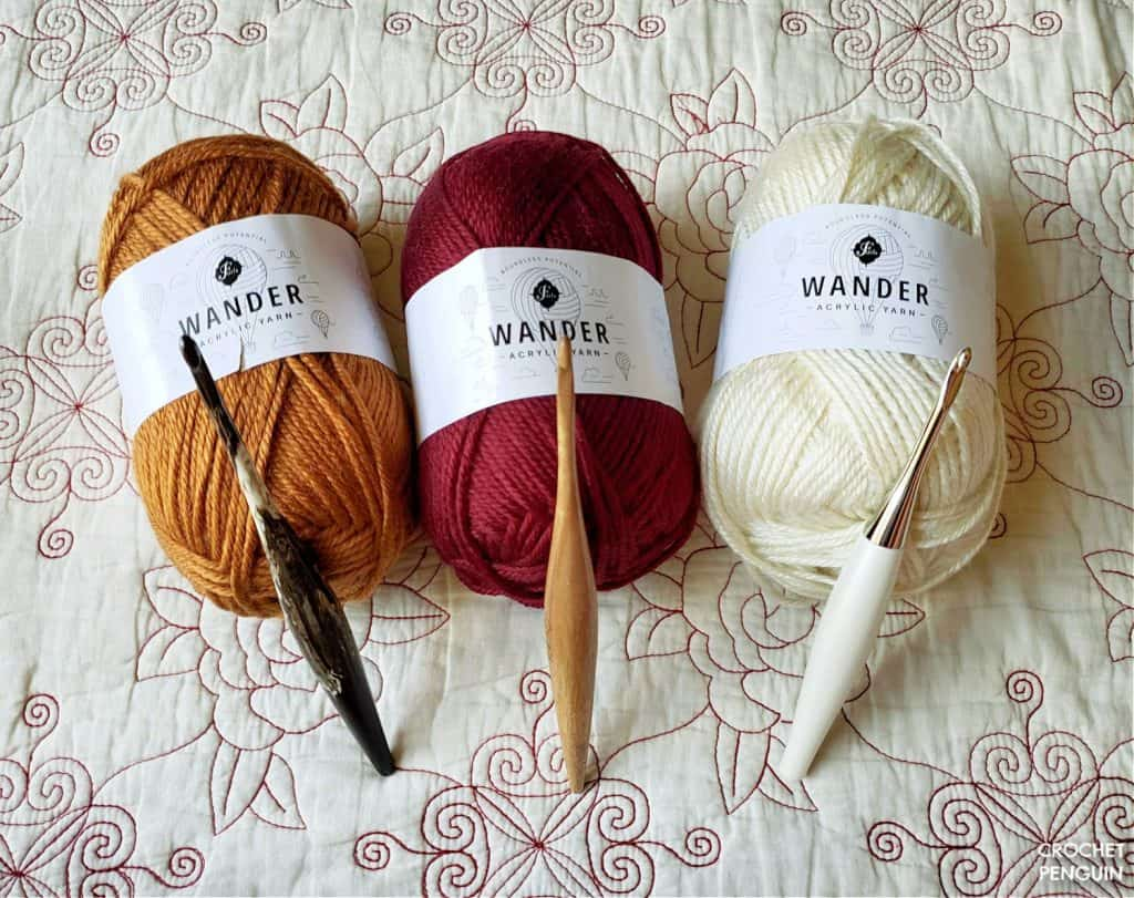 Crochet Hook Storage