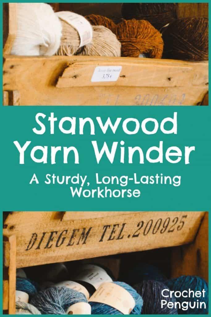 Stanwood Yarn Winder Pin