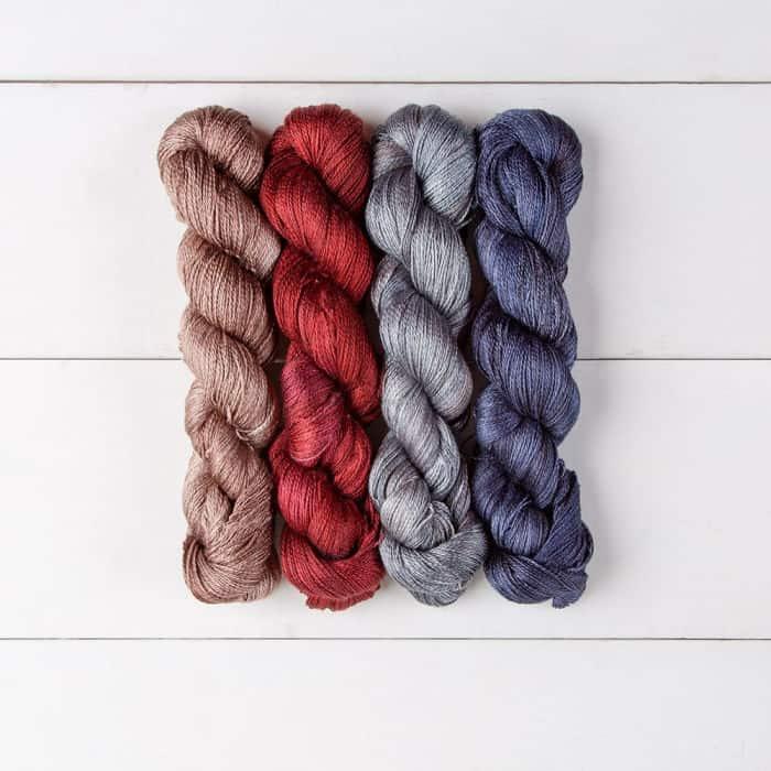 Knit Picks Luminance Silk Yarn