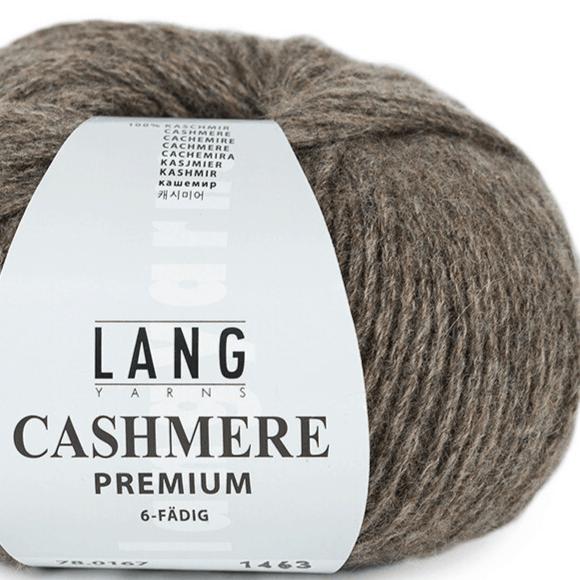 Lang Cashmere Premium Yarn