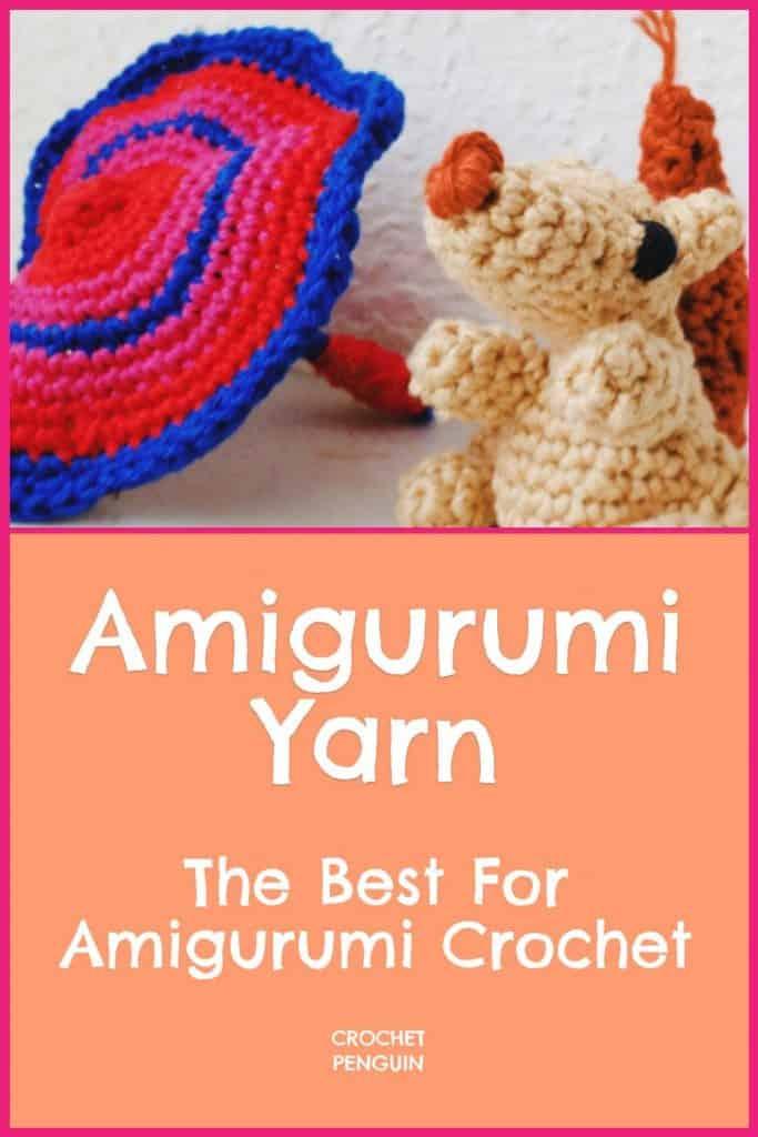 CRO Amigurumi Yarn Pin