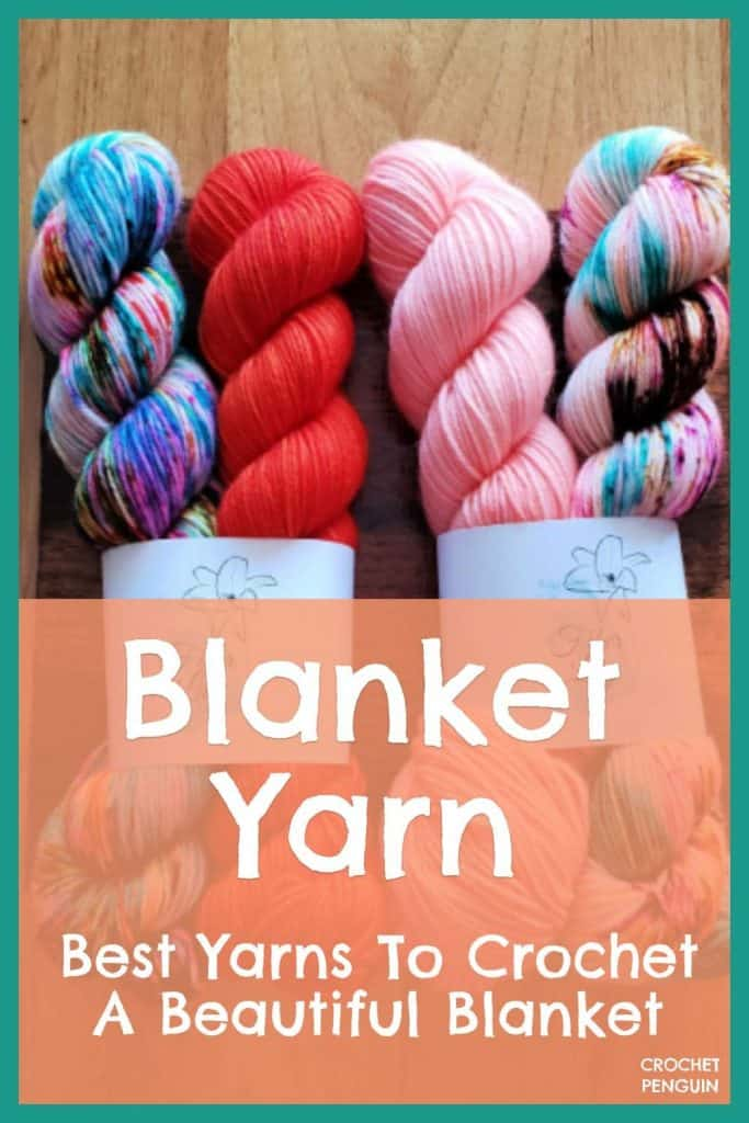 CRO Blanket Yarn Pin